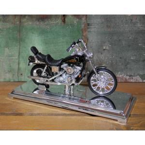 ハーレーダビッドソン バイク インテリア 1/18 Maisto オートバイ Harley-Davidson|goodsfarm|05