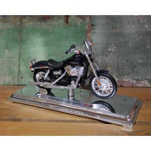 ハーレーダビッドソン バイク インテリア 1/18 Maisto オートバイ Harley-Davidson|goodsfarm|06