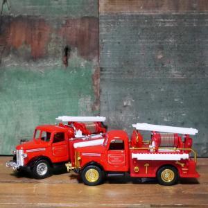 クラシック 消防車 レトロミニカー 放水車 goodsfarm