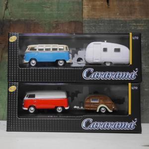 cararama ミニカー 1/72 カララマ フォルクスワーゲンバス キャラバン インテリア|goodsfarm