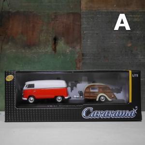 cararama ミニカー 1/72 カララマ フォルクスワーゲンバス キャラバン インテリア|goodsfarm|02