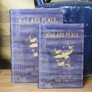シークレットブック 戦争と平和 小物入れ|goodsfarm