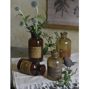 アンティーク ガラス瓶 インテリア 花瓶|goodsfarm|06