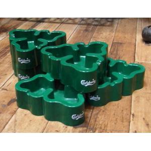 灰皿 カールズバーグ 業務用灰皿 10個セット|goodsfarm