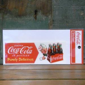 コカコーラ ステッカー スプライトボーイ COCACOLA DRINK STICKERS アメリカン雑貨|goodsfarm