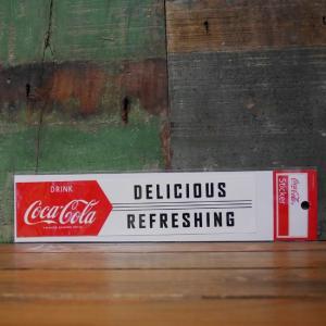 コカコーラ ステッカー COCACOLA DRINK STICKERS アメリカン雑貨|goodsfarm