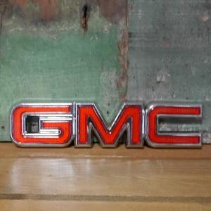 ゼネラルモーターズ プラスチック ステッカー GMC STICKER アメリカン雑貨|goodsfarm