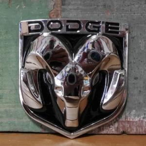 ダッジ スチール ステッカー DODGE STICKER アメリカン雑貨|goodsfarm