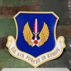 U.S. AIR FORCE ステッカー エアフォース USAF ミリタリー シール|goodsfarm