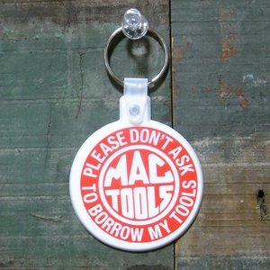 キーホルダー MAC TOOLS マックツールズ メンズ レディース アメリカン雑貨|goodsfarm