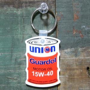 オイル缶 ラバー キーホルダー UNION76 ユニオン76 アメリカン雑貨|goodsfarm