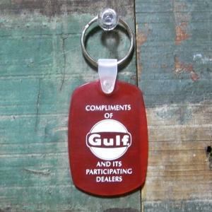 キーホルダー GULF ガルフ メンズ レディース アメリカン雑貨|goodsfarm