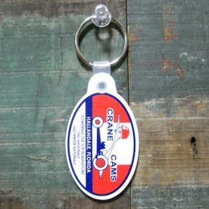 キーホルダー CRANE CAMS クレーンカム アメリカン雑貨|goodsfarm