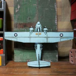 ブリキのおもちゃ 飛行機 goodsfarm
