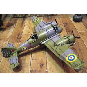 ブリキのおもちゃ 飛行機 戦闘機 goodsfarm