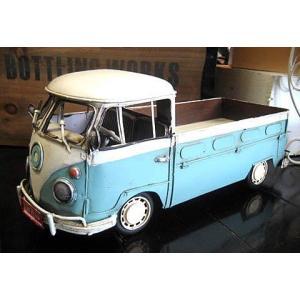 ブリキのおもちゃ ピックアップトラック フォルクスワーゲン 自動車 トラック goodsfarm