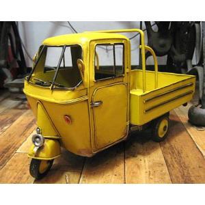 ブリキのおもちゃ ミゼット 3輪トラック 自動車|goodsfarm