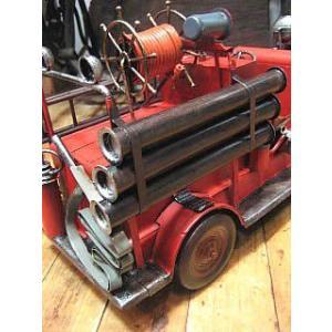 ブリキのおもちゃ 消防車 自動車 goodsfarm 02