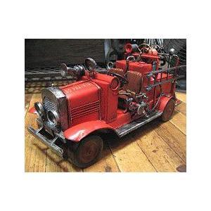 ブリキのおもちゃ 消防車 自動車 goodsfarm 06