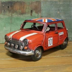 ミニクーパー ブリキのおもちゃ BMW インテリア mini|goodsfarm
