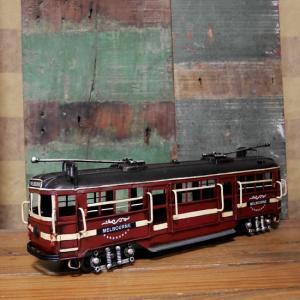 MELBOURNE トラム 路面電車 ブリキのおもちゃ 鉄道 アンティーク インテリア goodsfarm