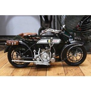 ブリキのおもちゃ バイク サイドカー BSA goodsfarm