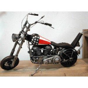 ブリキのおもちゃ バイク イージーライダー オートバイ goodsfarm