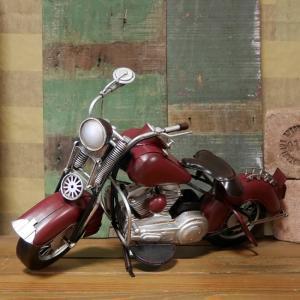 ブリキのおもちゃ バイク ハーレーダビッドソン モデル オートバイ goodsfarm