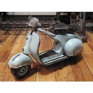 ブリキのおもちゃ スクーター べスパ バイク goodsfarm