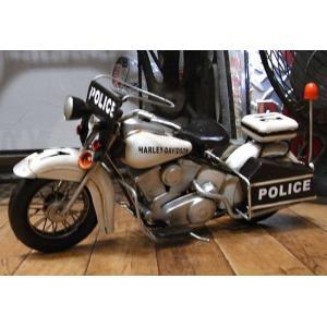 ブリキのおもちゃ ハーレーポリス バイク ハーレーダビッドソン goodsfarm