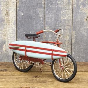 グッドオールド サーフバイシクル ブリキのおもちゃ 自転車 インテリア goodsfarm