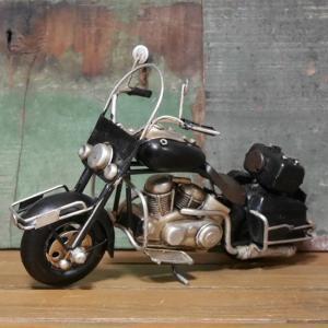 オートバイ ブリキのおもちゃ バイク インテリア motorcycle