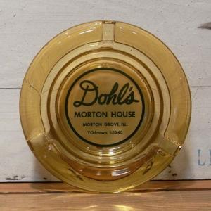 Dohl's ユーズド アンティーク灰皿 卓上灰皿 レトロ灰皿 goodsfarm