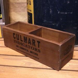 木製ホルダー 収納ボックス リモコンホルダー|goodsfarm
