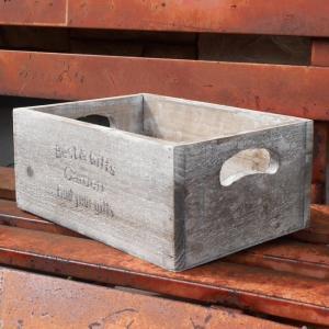セドリュボックス M 収納ボックス 木箱 ガーデンプランター|goodsfarm