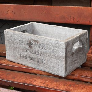 セドリュボックス S 収納ボックス 木箱 ガーデンプランター|goodsfarm