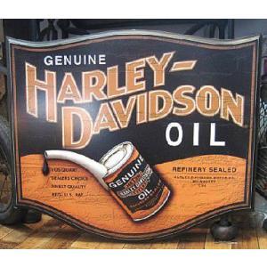 ハーレーダビッドソン ウッドボード 木製看板 ボード アメリカン雑貨|goodsfarm