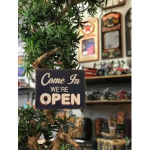 木製看板 オープン クローズ アンティーク サインボード アメリカン雑貨|goodsfarm|05