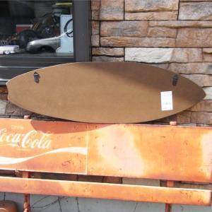 サーフボード デザインボード ハワイアンインテリア 木製看板|goodsfarm|05