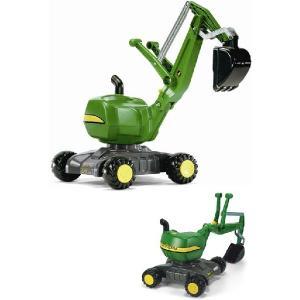ロリーイトイズ【rolly toys】ディガーjohn Deere(RT-421022)|goodshop