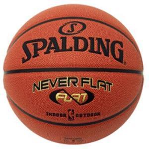 スポルディング【SPALDING】バスケットボール 74−097ZI 「NEVERFLAT」 6号|goodshop