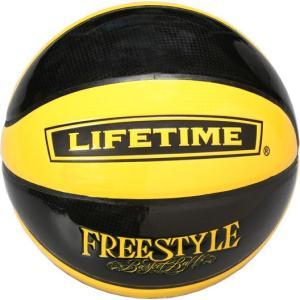 LIFETIME【ライフタイム】バスケット 7号ボール SBB-FR (イエロー×ブラック)|goodshop