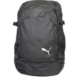 プーマ【puma】トレーニングプレミアムバックパック 品番:074456-01 ブラック 40L