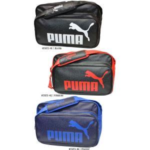 プーマ【PUMA】 トレーニング PU ショルダーバック Lサイズ 品番:075371 (34L)