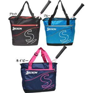 SRIXON【スリクソン】トートバック SPC-2733 「ラケット収納可能」