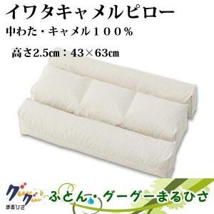 イワタキャメルピロー  2.5cm:43×63cm|goodsingu