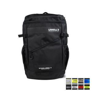 マイケルリンネル MICHAEL LINNELL リュック バッグ 32L メンズ レディース バックパック BOX BACKPACK ブラック ネイビー カーキ 黒 ML-020|goodslabo