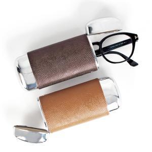 オロビアンコ Orobianco メガネケース 眼鏡ケース サングラス GLASSES CASE 本革 ブラック グレー ネイビー グリーン オレンジ 黒 OBGC-007|goodslabo
