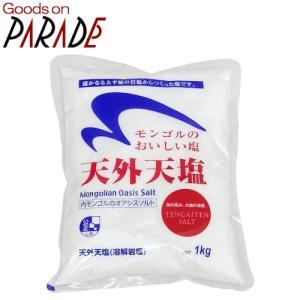 天外天塩 1kg モンゴルの湖塩|goodsonparade