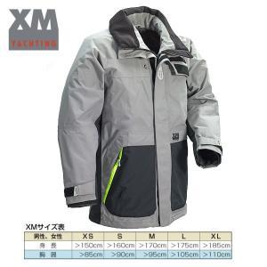 コースタルジャケット グレー/ブラック goodspeed